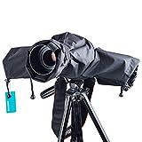 Caméra Couverture Anti-Pluie - Meersee Housse Protection Imperméable pour Canon, Nikon,DSLR Reflex
