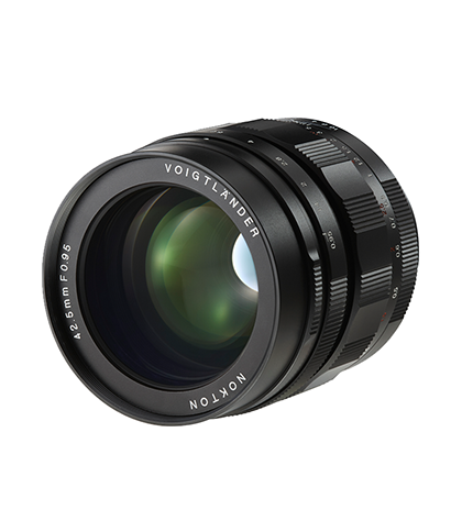 Objectif Voigtlander 42.5mm