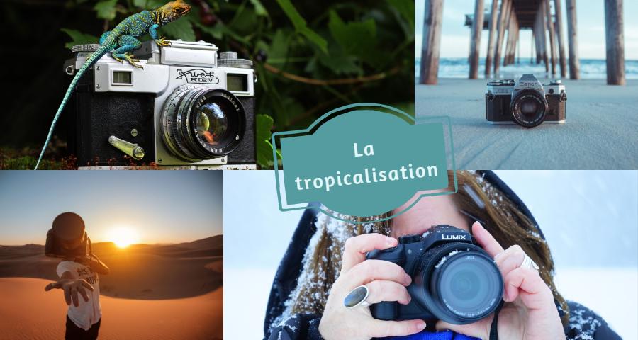 appareil photo tropicalisé