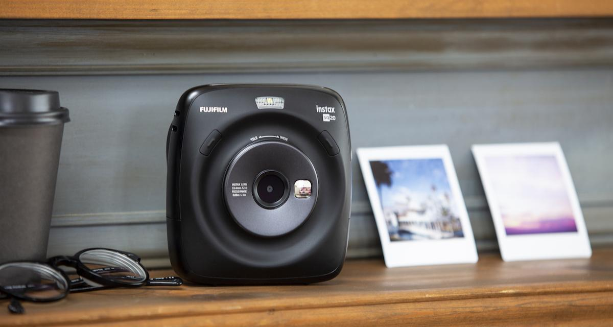 Instax Square SQ20 Appareil photo instan