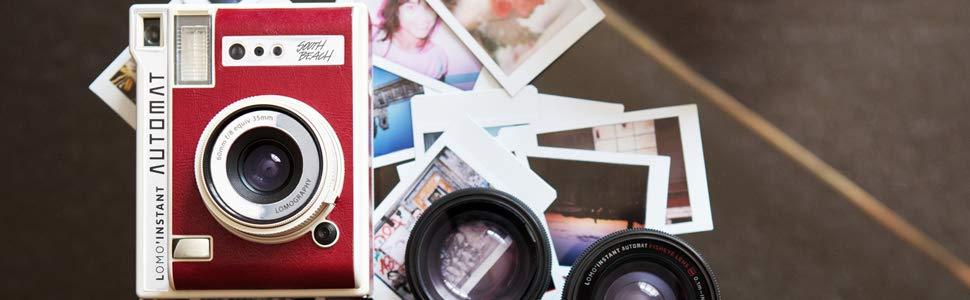 Appareil photo instantané Lomo Instant Automat