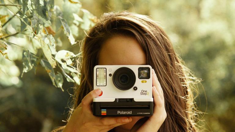 Appareil photo instantané Polaroid One Step 2