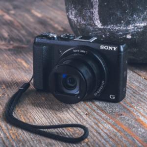 appareil photo compact