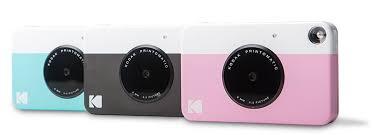Appareil instant Kodak printomatic