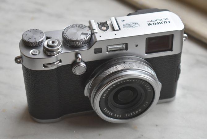 Appareil photo numérique compact Fujifilm X100F